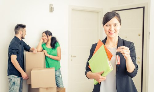 Coordinate Meetings With Tenants–PROPERTY MANAGEMENT